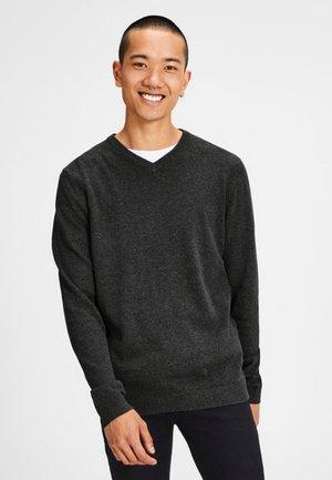 JJEBASIC  - Pullover - dark grey