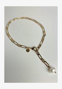 LOLA - FIGARO MIT ECHTER PERLE - Bracelet - gold - 1