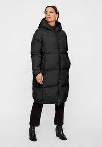 YAS - YASMILLYS JACKET - Down coat - black - 1