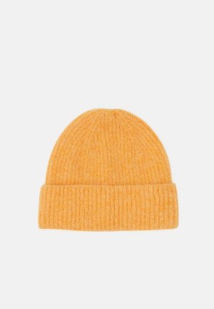 MON BEANIE - Lue - orange