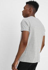 Brave Soul - Print T-shirt - grey - 2