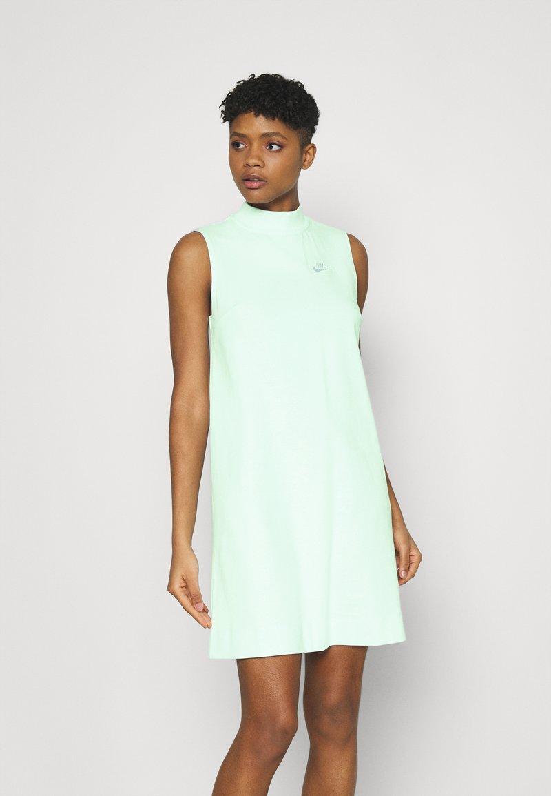 Nike Sportswear - DRESS - Vestido informal - barely green