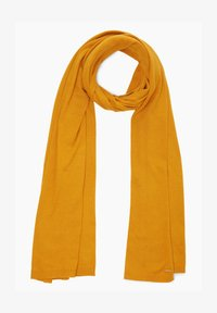 s.Oliver - Scarf - yellow - 2