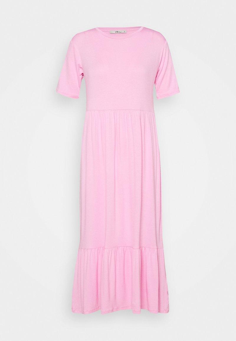 LTB - WICOKA - Vestito di maglina - begonia pink