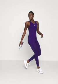 adidas by Stella McCartney - TRUEPUR ONE - Gym suit - collegiate purple - 1