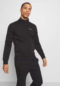Champion - LEGACY FULL ZIP SUIT - Träningsset - black - 0