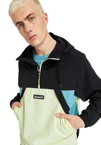 Timberland - Windbreaker - black/luminary green - 4