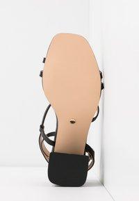 Office Wide Fit - MARGATE - Sandals - black - 6