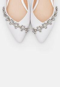 Lulipa London - JOURNEY - Ballerinat - white - 5