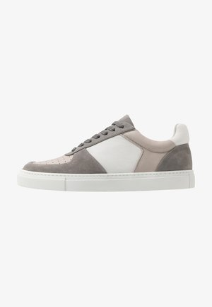 ROBERT MIX - Trainers - stearling grey