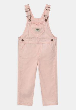 OVERALL - Tuinbroek - pink