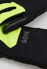 Gore Wear - THERMO - Mitaines - black/neon yellow - 5