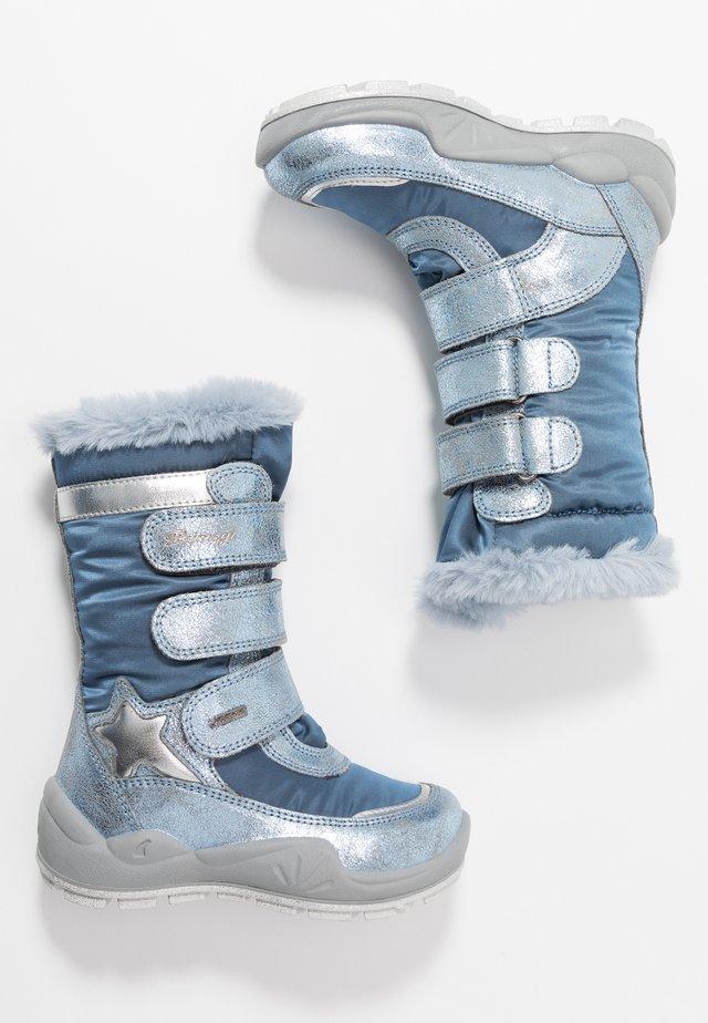 Zimní obuv - fog/jeans