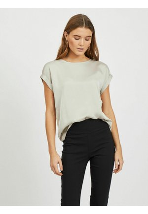 Basic T-shirt - dove