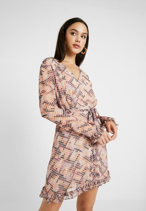 REVOLUTION MINI DRESS - Vestido informal - pilat