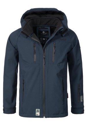 NOAA - Outdoor jacket - blau