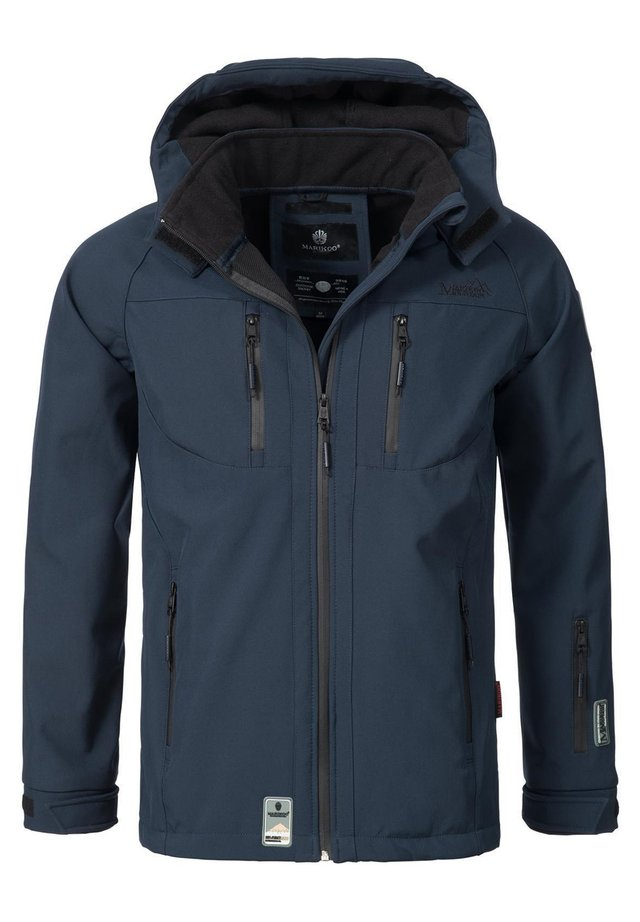 NOAA - Outdoor jacket - blau