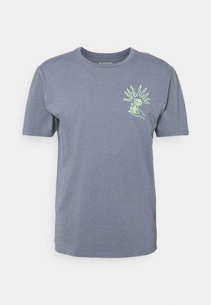 LEAMINGTON TEE - T-shirt print - folkstone gray