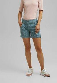Esprit - Shorts - grey blue - 0