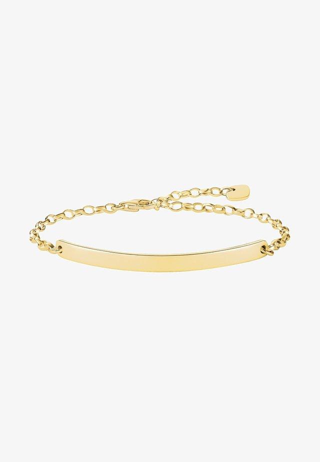 CLASSIC  - Bracciale - gold coloured