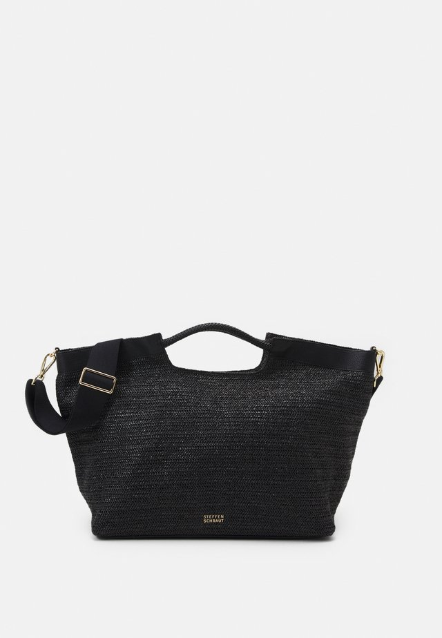 ELLE BEACH SHOPPER SET - Shoppingveske - black