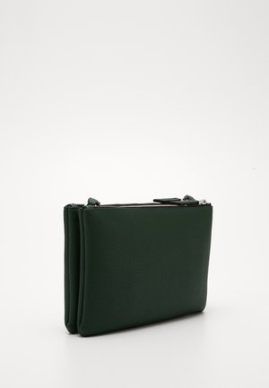 EVERYDAY DUO CROSSBODY - Olkalaukku - green