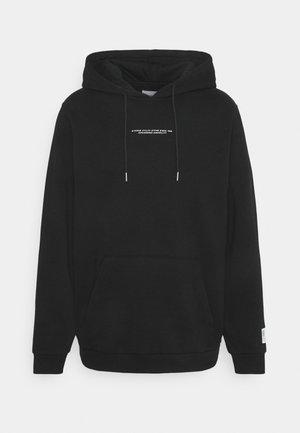 JCOUTILITY HOOD - Sweatshirt - black