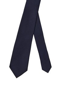 Selected Homme - SLHNEW TEXTURE TIE - Slips - dark sapphire - 2