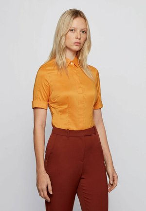 BASHINI - Blouse - open yellow