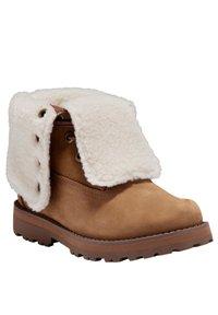 Timberland - Snowboots  - rust nubuck - 1