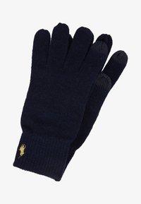 Polo Ralph Lauren - Rękawiczki pięciopalcowe - navy - 1