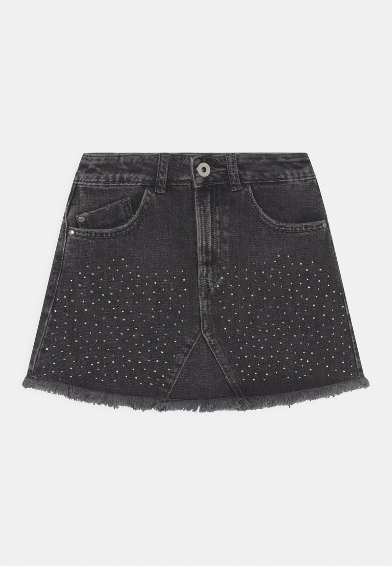 Pepe Jeans - BRITNEY - Mini skirt - denim