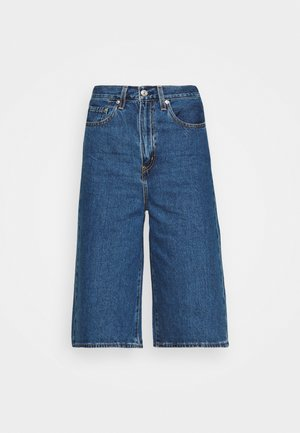 HIGH LOOSE CULOTTE - Jeans Short / cowboy shorts - lazy sunday