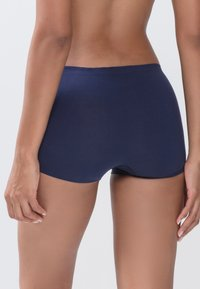 mey - SHORTS SERIE NATURAL SECOND ME - Pants - night blue - 1