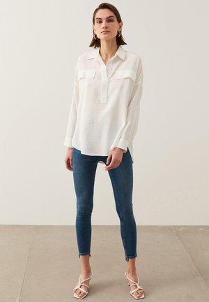 JEAN PANTS - Jeans Skinny Fit - indigo