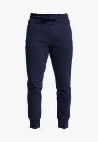 Superdry - COLLECTIVE - Tracksuit bottoms - darkest navy - 3