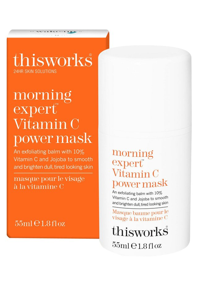 THIS WORKS MORNING EXPERT VITAMIN C POWER MASK - Face mask - -
