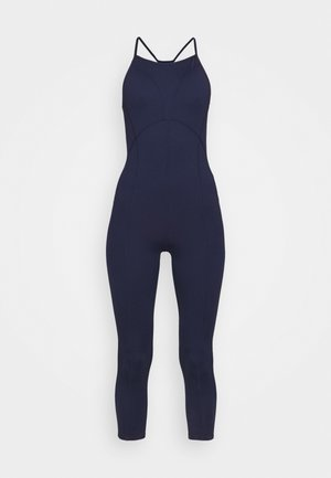 SIDE TO SIDE PERFORMANCE - Gym suit - navy