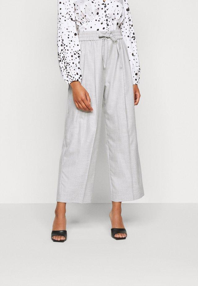 TONIC - Pantalon classique - grey