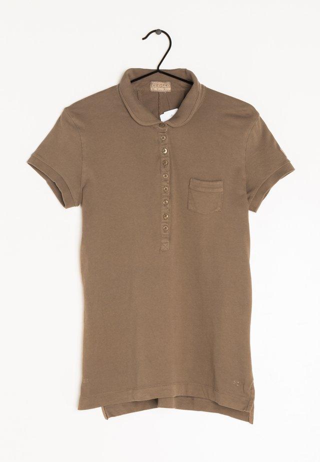 Poloshirt - brown