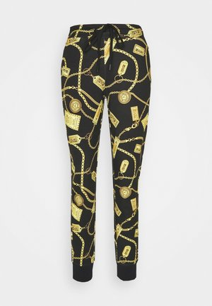 SWEATPANTS - Tracksuit bottoms - black