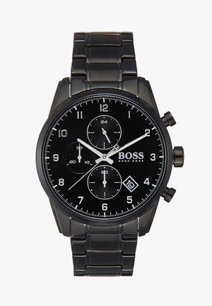 SKYMASTER - Chronograph watch - black