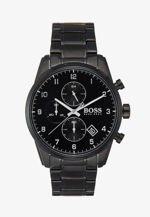 SKYMASTER - Zegarek chronograficzny - black
