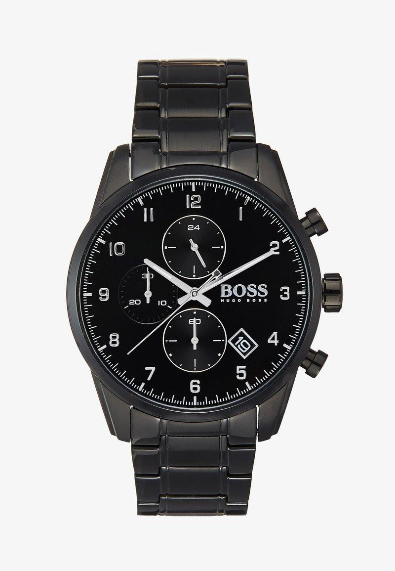 BOSS - SKYMASTER - Chronograph watch - black