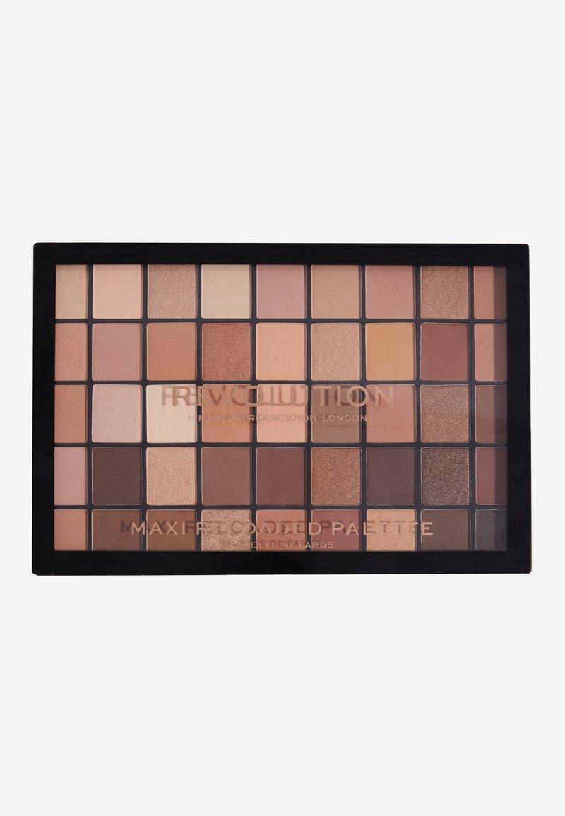 Make up Revolution - REVOLUTION MAXI RELOADED NUDES - Eyeshadow palette - -