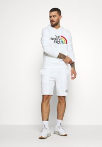 The North Face - RAINBOW HOODY - Hoodie - white - 1