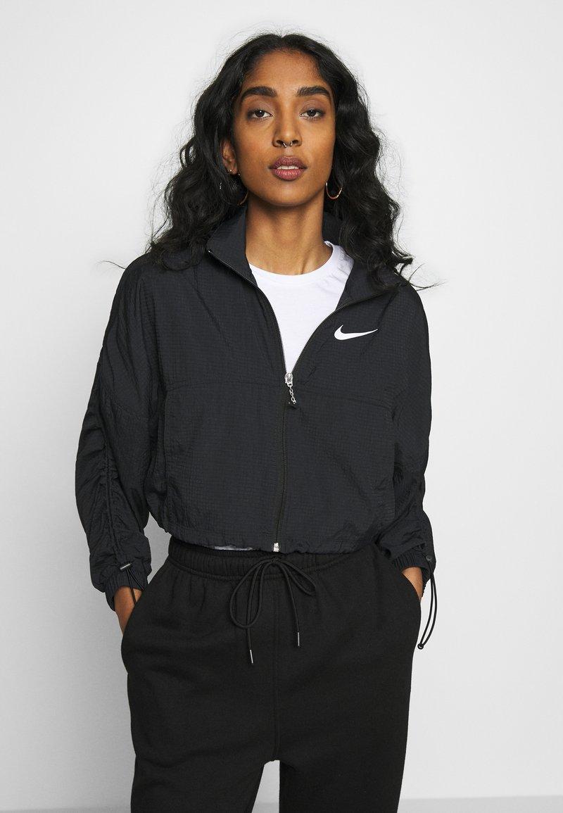 Nike Sportswear - Lett jakke - black