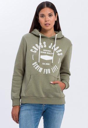 Hoodie - light khaki