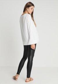 MAMALICIOUS - MLNEWTESSA - Leggings - black - 2