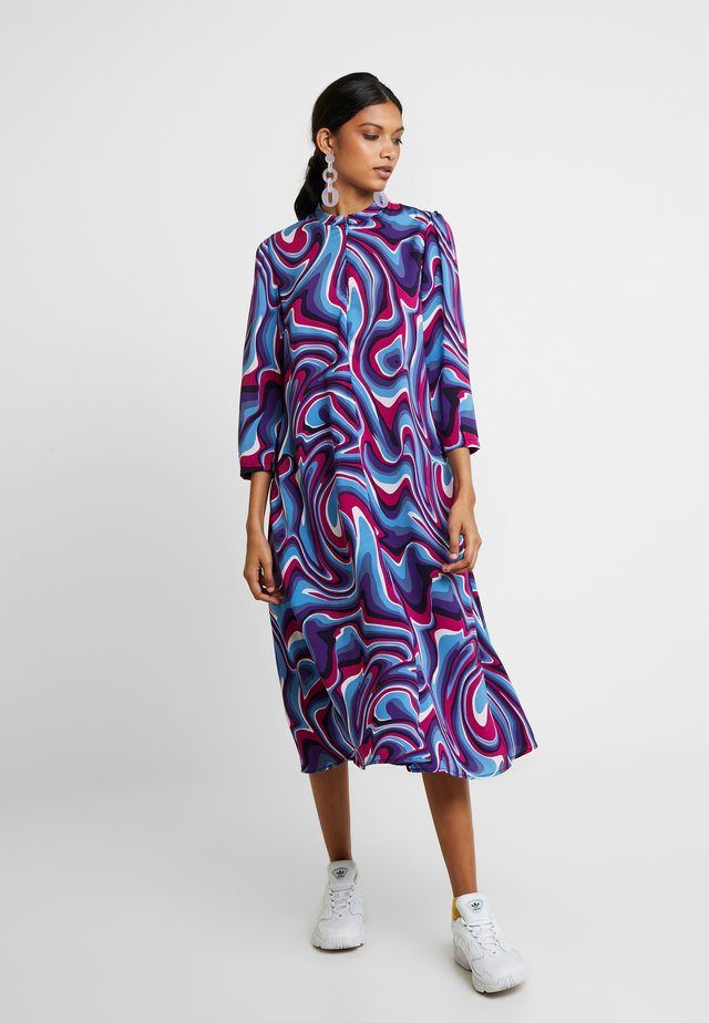 RAMADA DRESS - Vapaa-ajan mekko - dusty blue